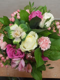 Glorious Pinks Bouquet