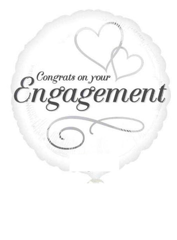 Engagement Congrats Balloon