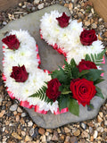 Horseshoe Rose Tribute
