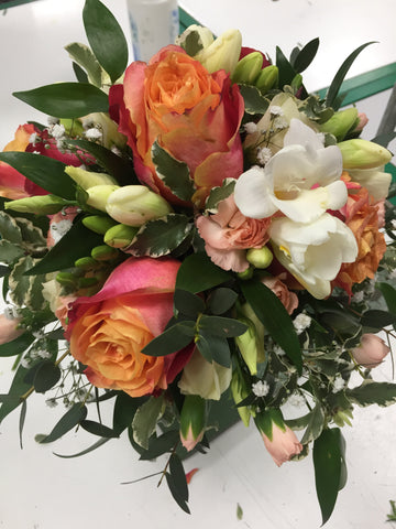 Bridesmaids Posy