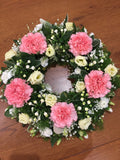 Elegant Loose Wreath