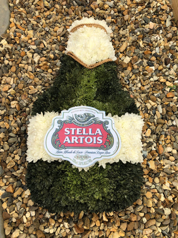 Beer Bottle Tribute