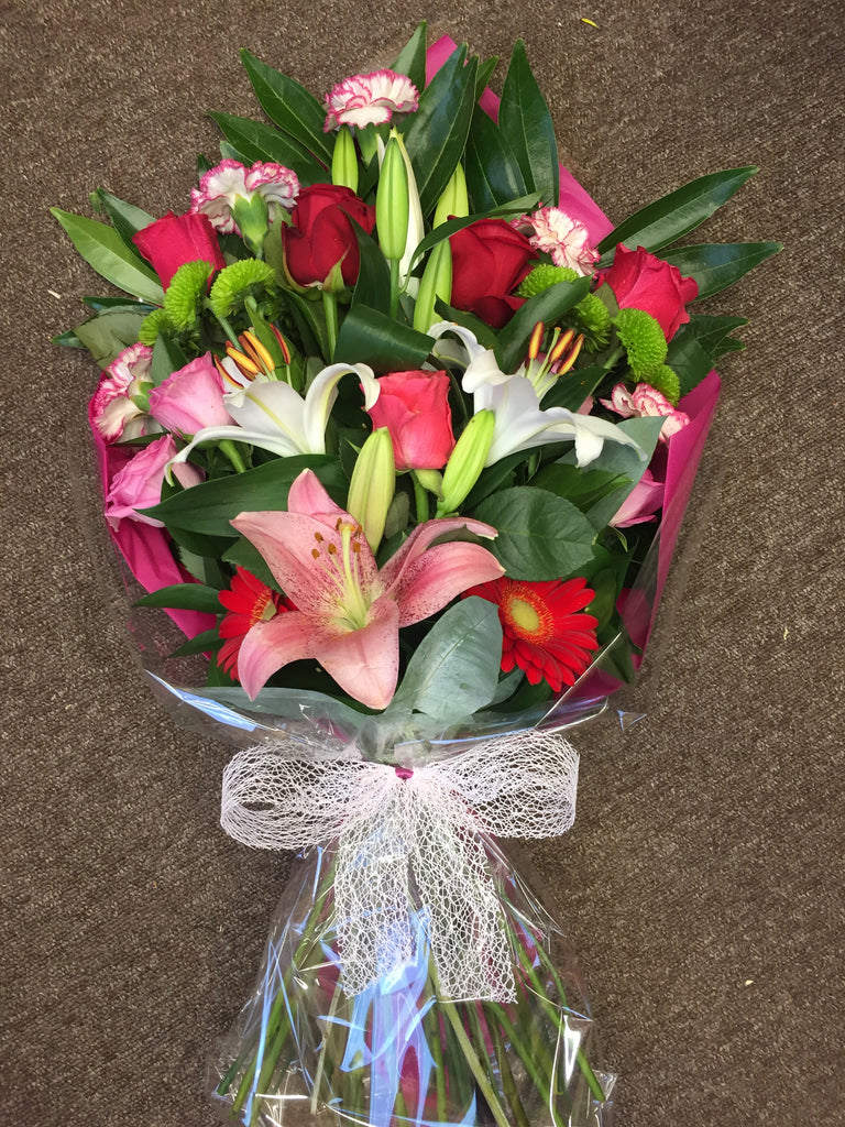 Care and Treasure Bouquet