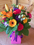 Colour Burst Bouquet