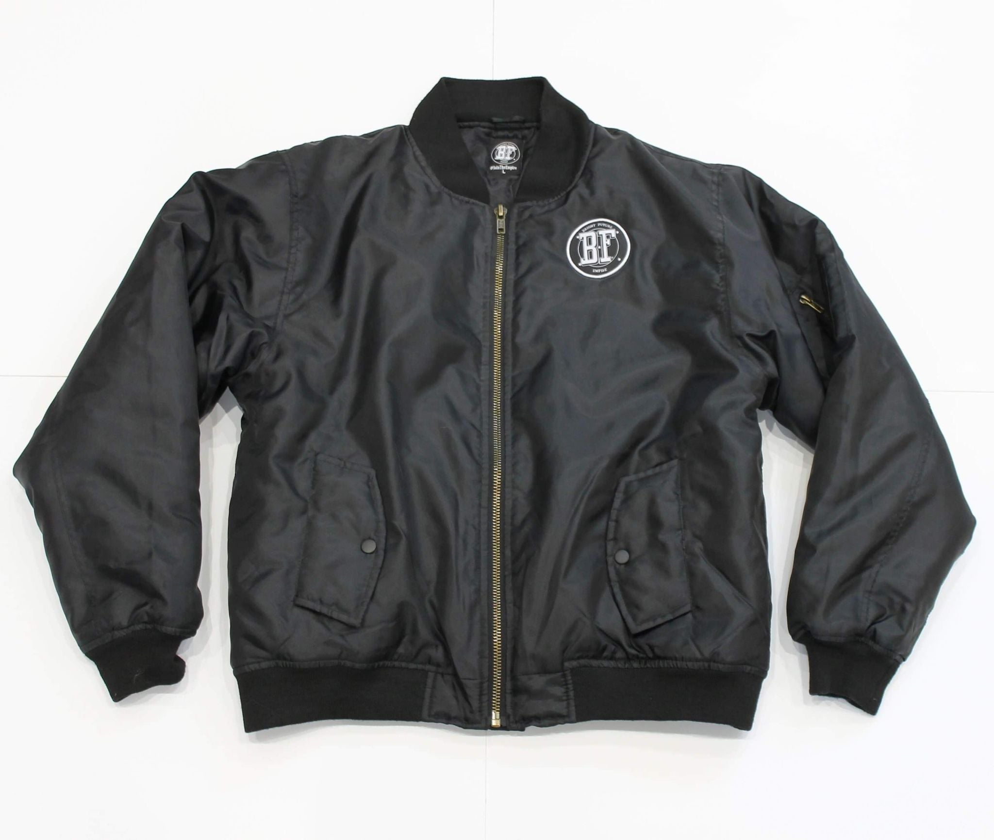 BFE Bomber Jacket Black