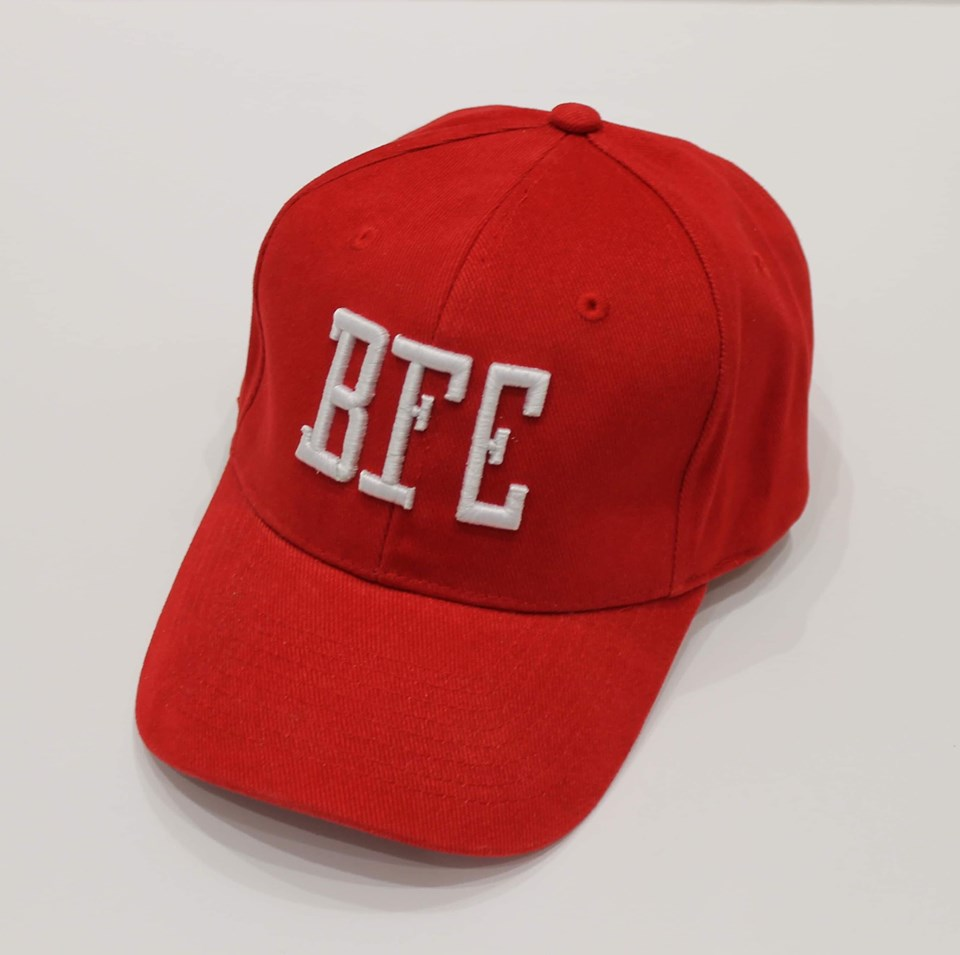 BFE Baseball Cap Red