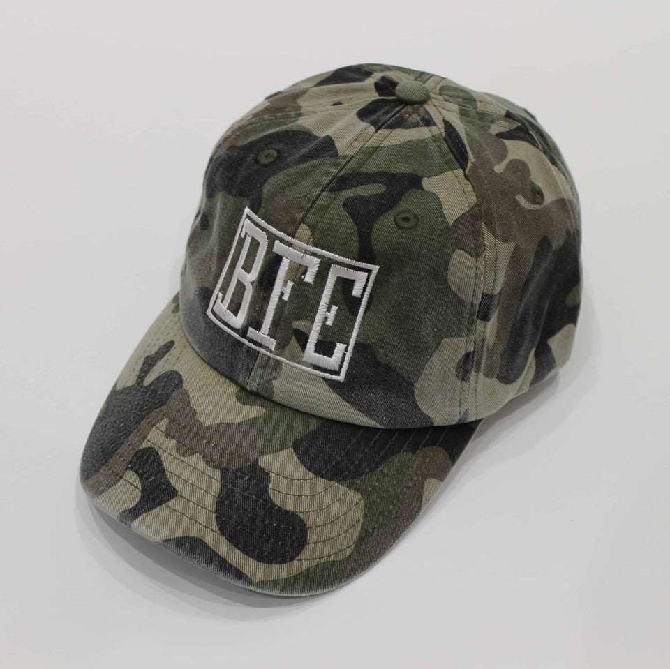 BFE Camo Dad Hat