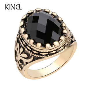Superhero Ring Tibet Alloy Gold For Men And Women - Jewelry Core