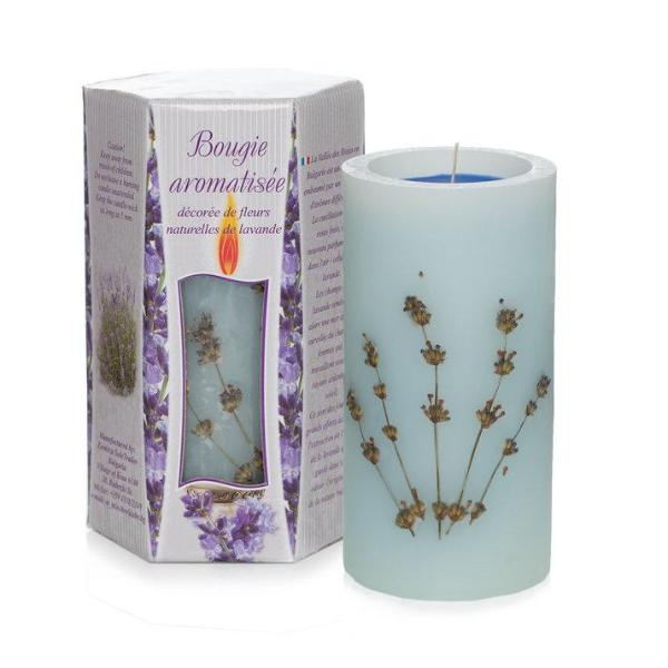 NEW - Large Lavender Candle 1kg