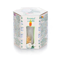Scented Candle - White Rose 220g