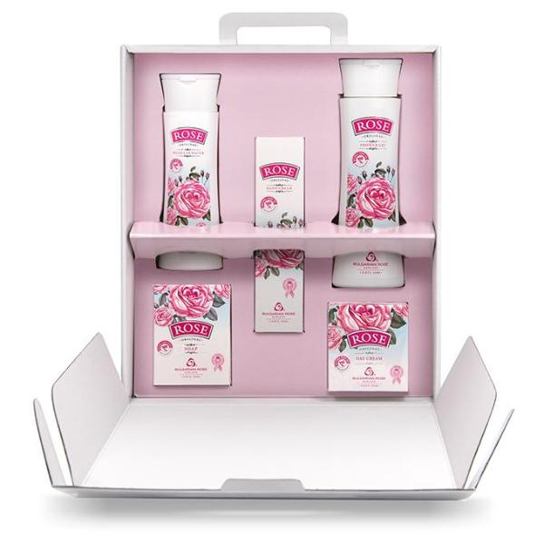 Gift Set - Rose Spa Set 105g