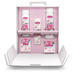 Cosmetic Gift Set with 100% Natural Rose Oil - 5 Items