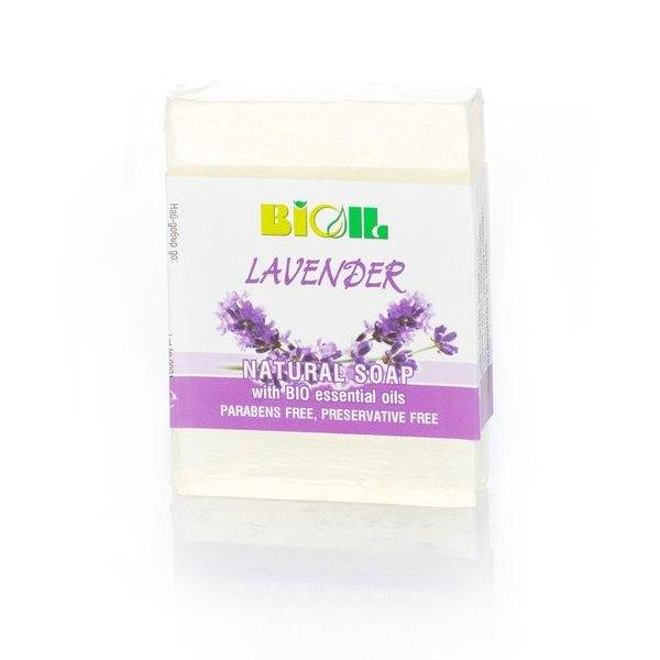 Body Butter with Natural Lavender and Honey 250ml