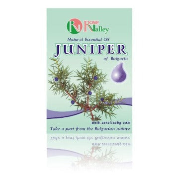 Essential Oil Natural Juniper - 2 ml