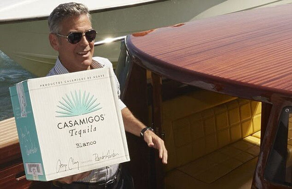George Clooney and his Casamigos Tequila