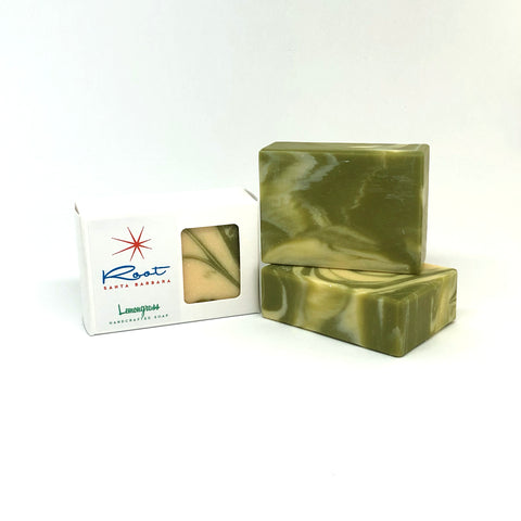 Lemongrass Handcrafted Soap