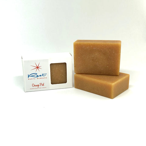 Orange Peel Handcrafted Soap