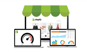 Shopify Ecommerce Website Design | MR Digital Marketing Agency