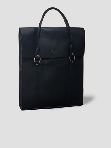Unisex Sasuke Briefcase in Black