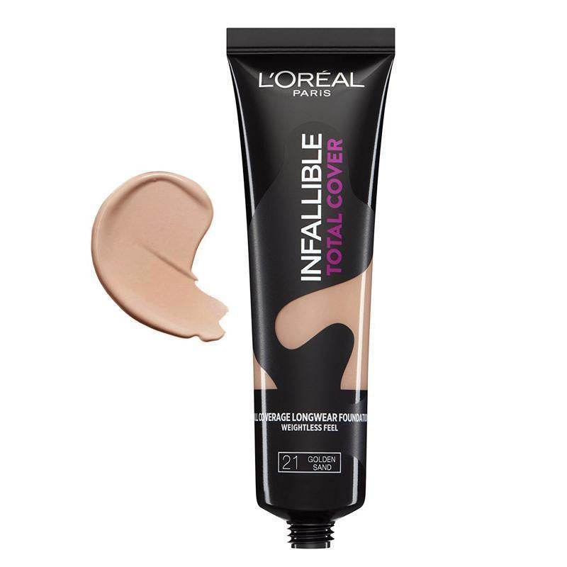 Infaillible Total Cover Foundation