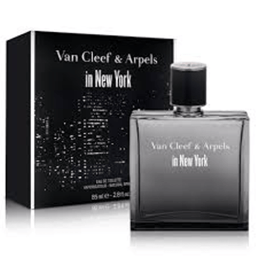 Van Cleef & Arpels In New Your For Men EDT 85ML
