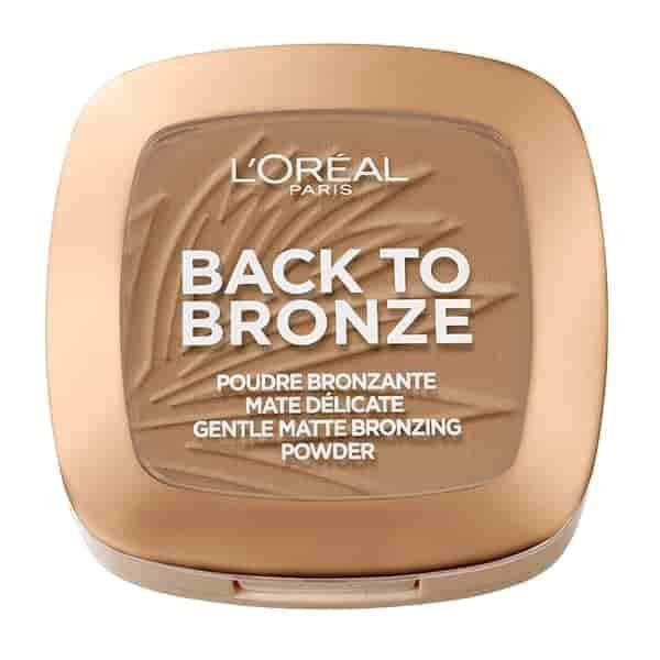 Back To Bronze Matte Bronzing Powder