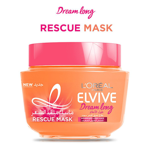 L'Oreal Paris Elvive Dream Long Rescue Mask 300 ml
