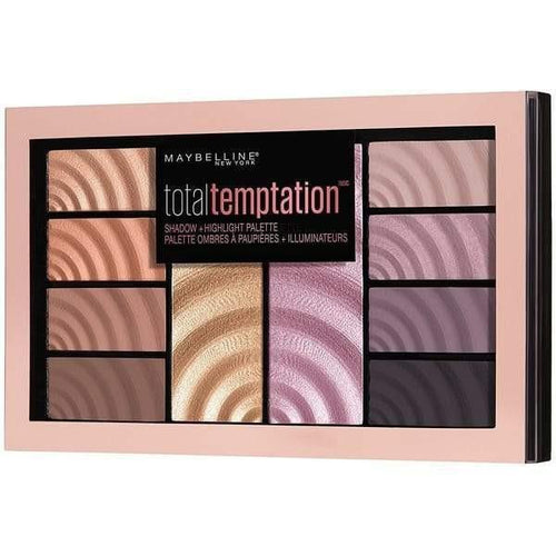 Total Temptation Eyeshadow & Highlight Palette