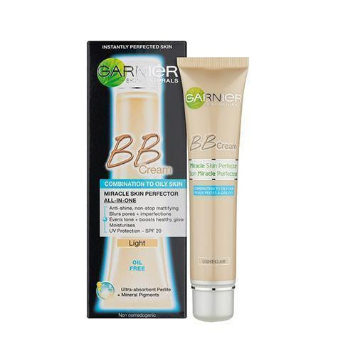 BB Cream Oil Free Light