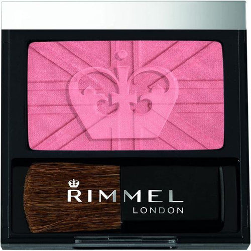 Rimmel London Lasting Finish Soft Colour Blush With Brush