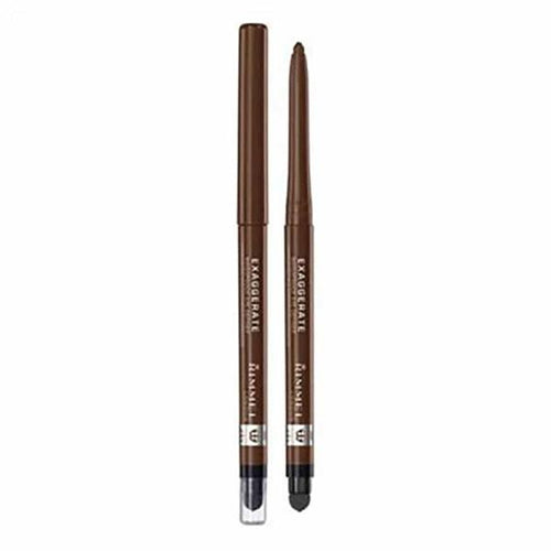 Rimmel Exaggerate Waterproof Eye Definer  340049612212 Rich Brown