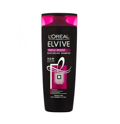 Elvive Arginine Resist X3 Anti Hair-Fall Shampoo