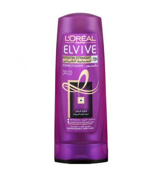 Elvive Keratin Straight Conditioner