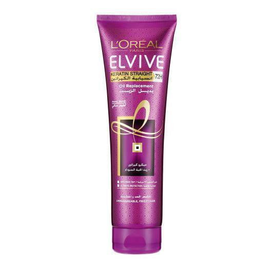 Elvive Keratin Straight Oil Replacement