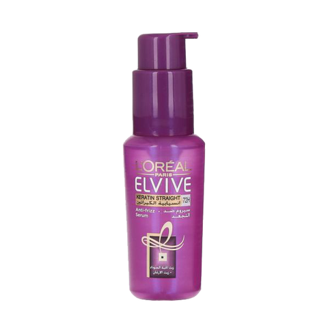 Elvive Keratin Straight Serum