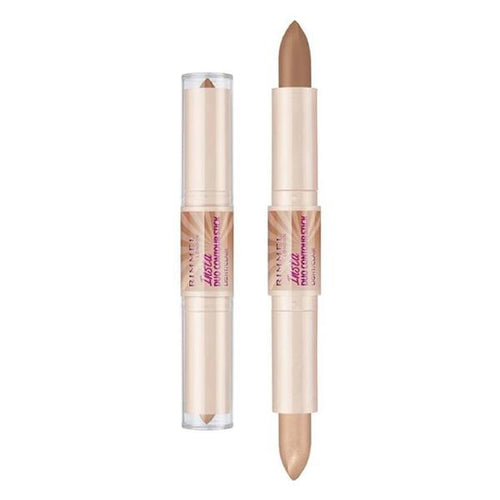 Rimmel London Insta Duo Contour Stick 34560701Light 100