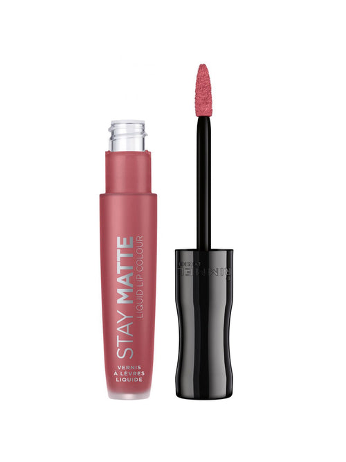 Rimmel London Stay Matte Liquid Lip 34651073Rosy Nude
