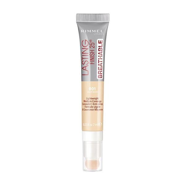 Rimmel London Lasting Finish Breathable Concealer 34992444Light Ivory