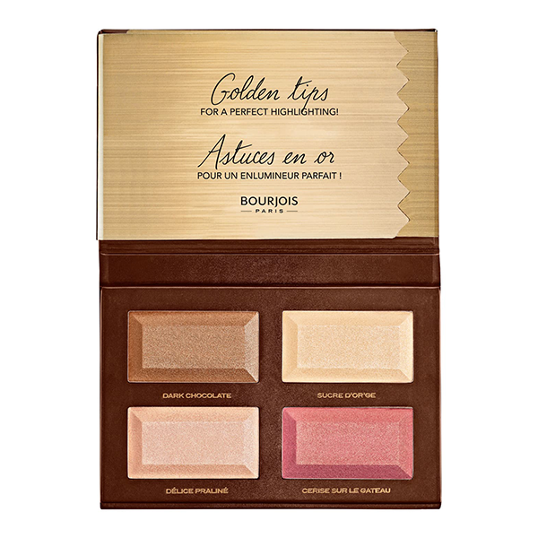 Bourjois Delice de Poudre Bronzing & Highlighting Powder Palette