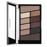wet n wild Color Icon 10 Pan Eyeshadow Palette E757A Nude Awakening