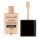 wet n wild Photo Focus Foundation E365C Soft Beige