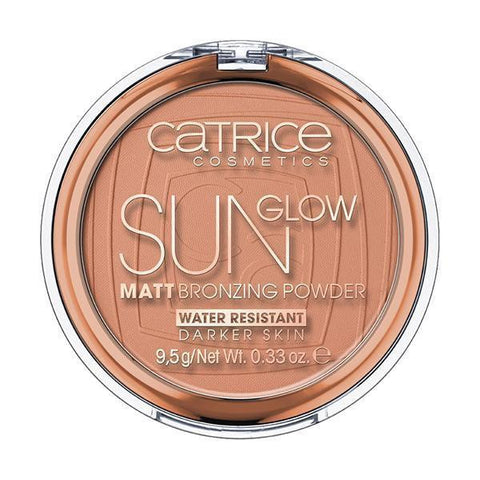 Sun Glow Matt Bronzing Powder