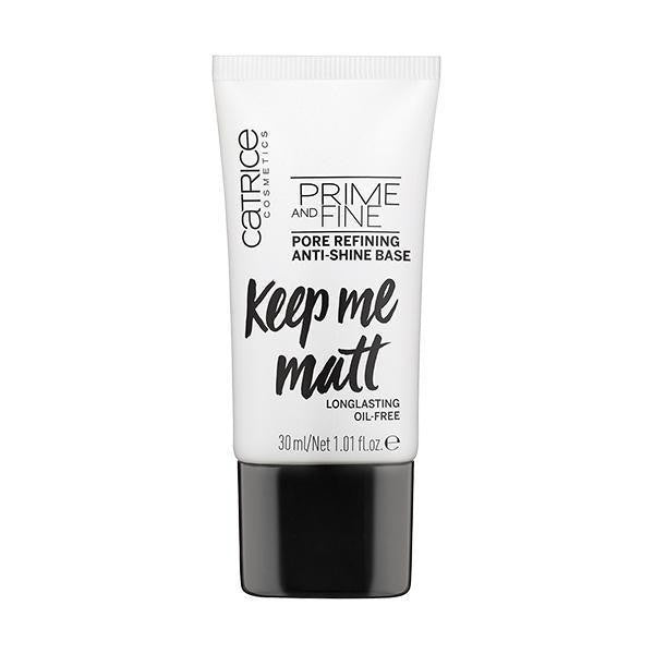 Prime And Fine Pore Refining And Anti-Shine Base
