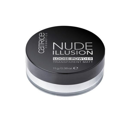 Catrice Nude Illusion Loose Powder Transparent Matt