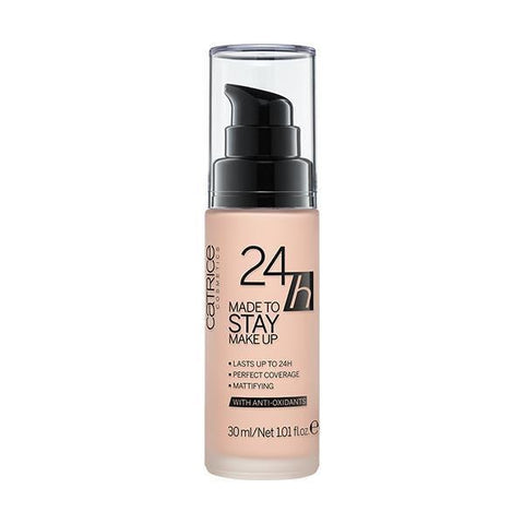 24h Made To Stay Make Up Foundation