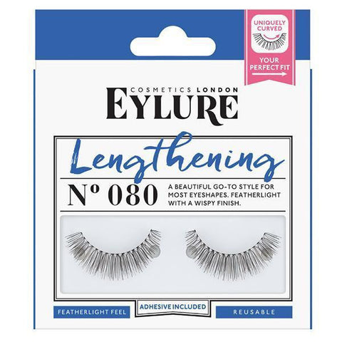 Lengthening No. 080 Lashes
