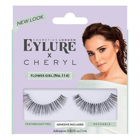 Cheryl –  Flower Girl Lashes