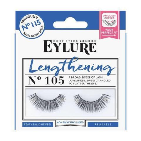 Lengthening No. 105 Lashes