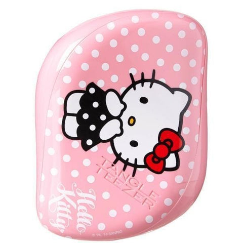 The Compact Styler Hairbrush - Hello Kitty Pink