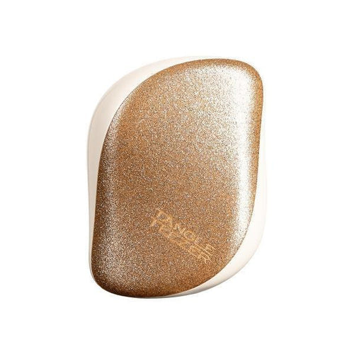 The Compact Styler Hairbrush - Glitter Gold
